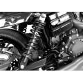 "Harley Dyna 14"" Standard Duty Legend Revo Coil Rear Suspension for FXD 99-17"